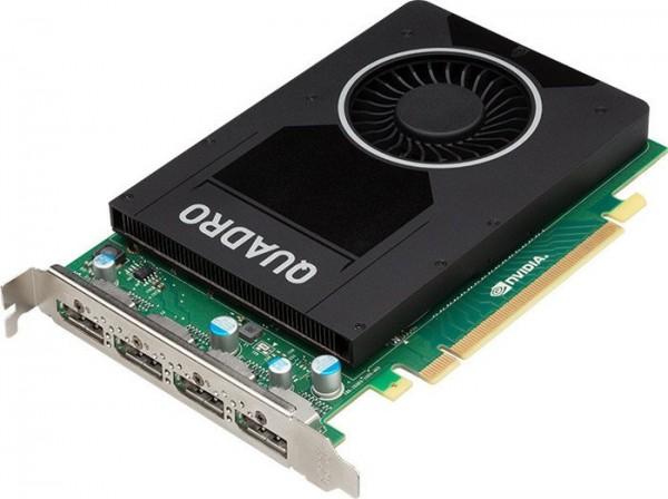 Nvidia QUADRO M2000 PCI-E 4GB GDDR5 DVI DP CAD Visualisierung Grafikkarte