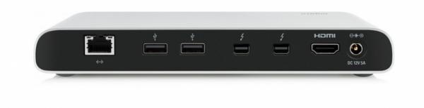 Elgato Thunderbolt 2 Dock Docking Station USB HDMI LAN