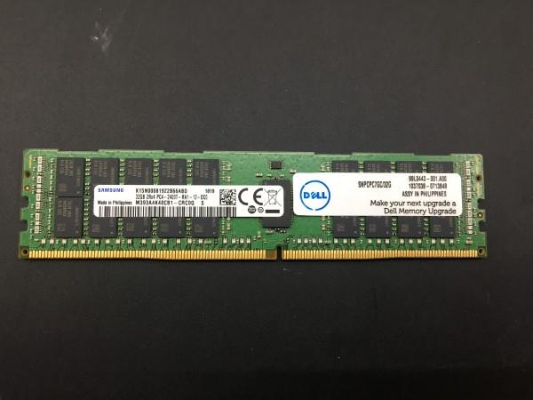 Arbeitsspeicher Samsung 32GB 2Rx4 PC4-2400T-RA1-12-DCO RAM Memory Dimm