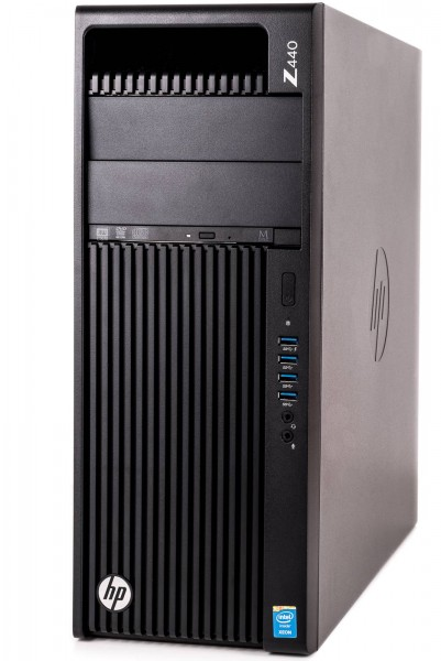 HP Z440 Workstation Intel Xeon E5-1620 v4 4x 3,50GHz 1000GB SATA 16GB Quadro M2000 W10