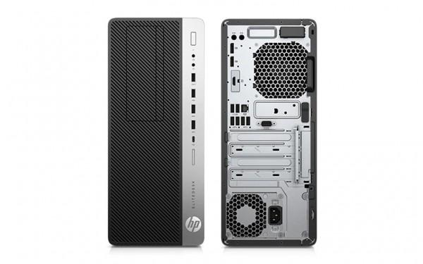 HP Elitedesk 800 G5 Tower Intel Core i5-9500 6x3,00GHz 16GB 512GB NVMe UHD 630 W10 NEU