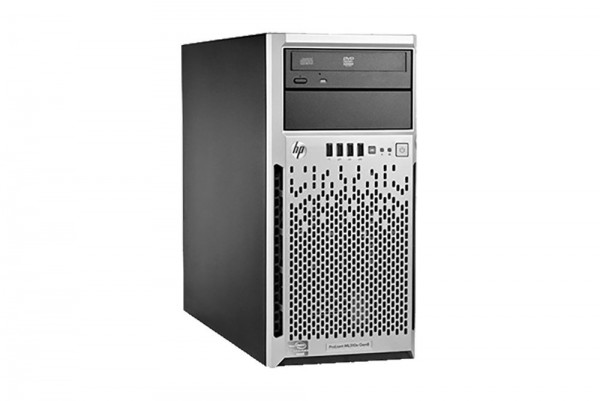 HP ProLiant ML310e Gen8 v2 i3-4150 2x3,50GHz 4GB OHNE HDD Matrox G200eH ROM